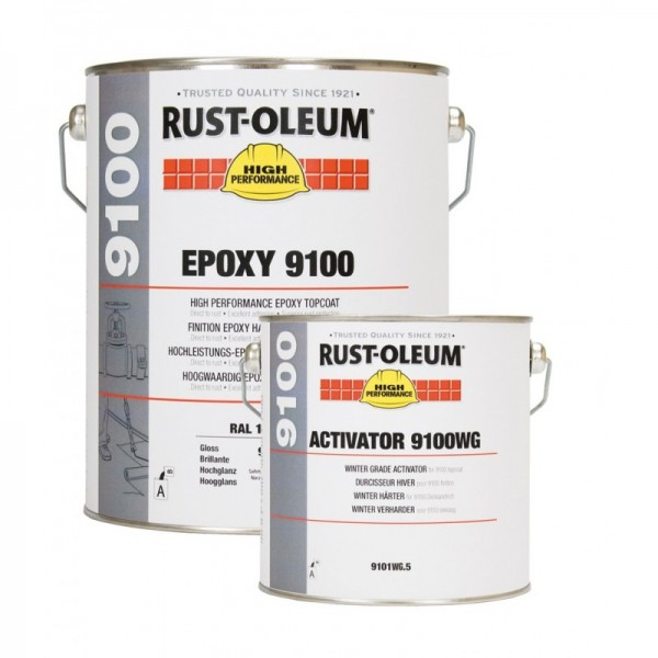 Rust-Oleum Rust O Thane SL 5182